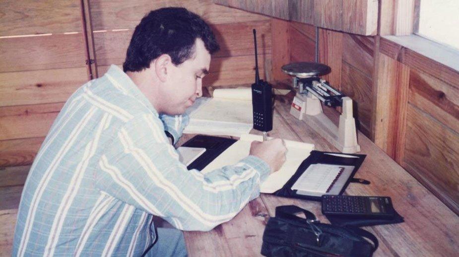 Ing. Ernesto Lazarus Pineda