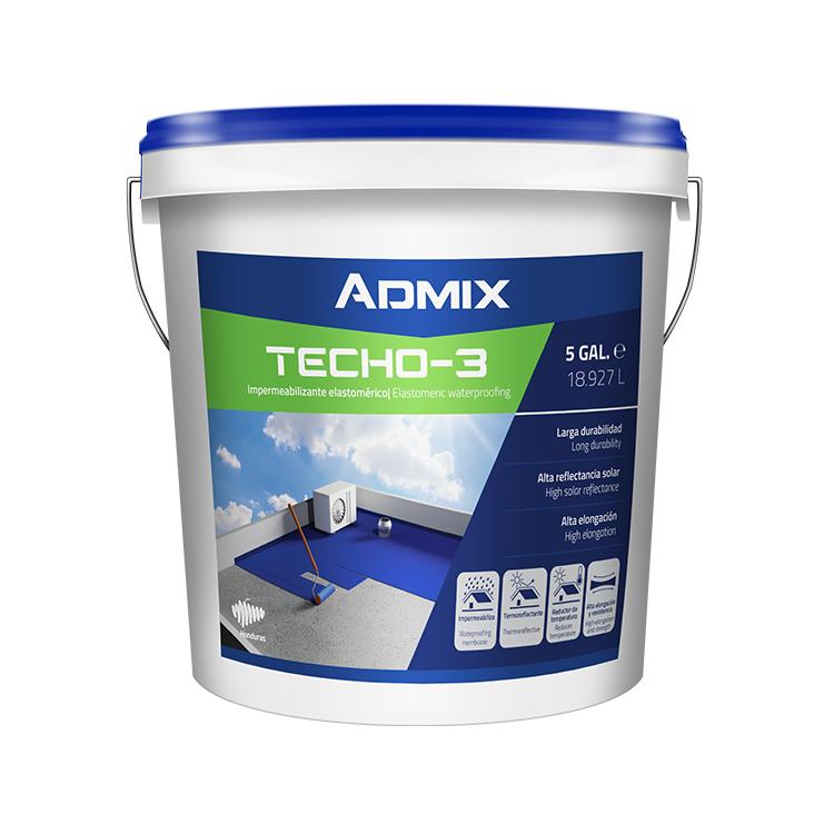 Admix Techo 3 Años