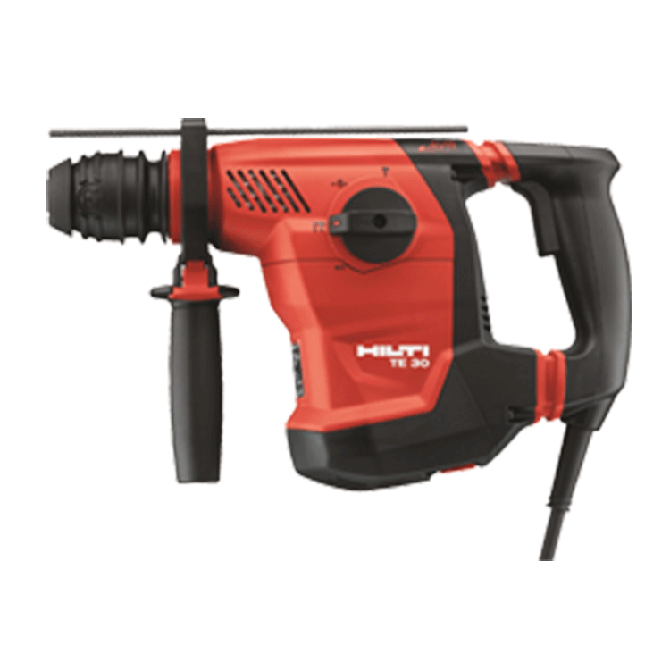 Hilti-TE30-Martillo-Perforador-bateria-Equipos-herramientas
